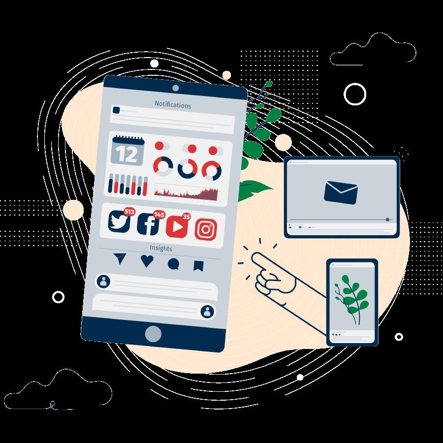 graphic-digital marketing